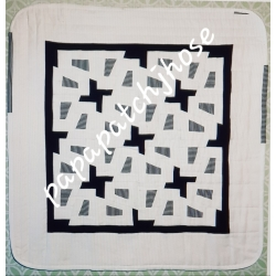 Quilt moderno Ines